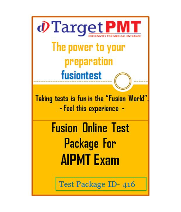 AIPMT Full Practice Online Tests Package by Target Pmt: Buy AIPMT