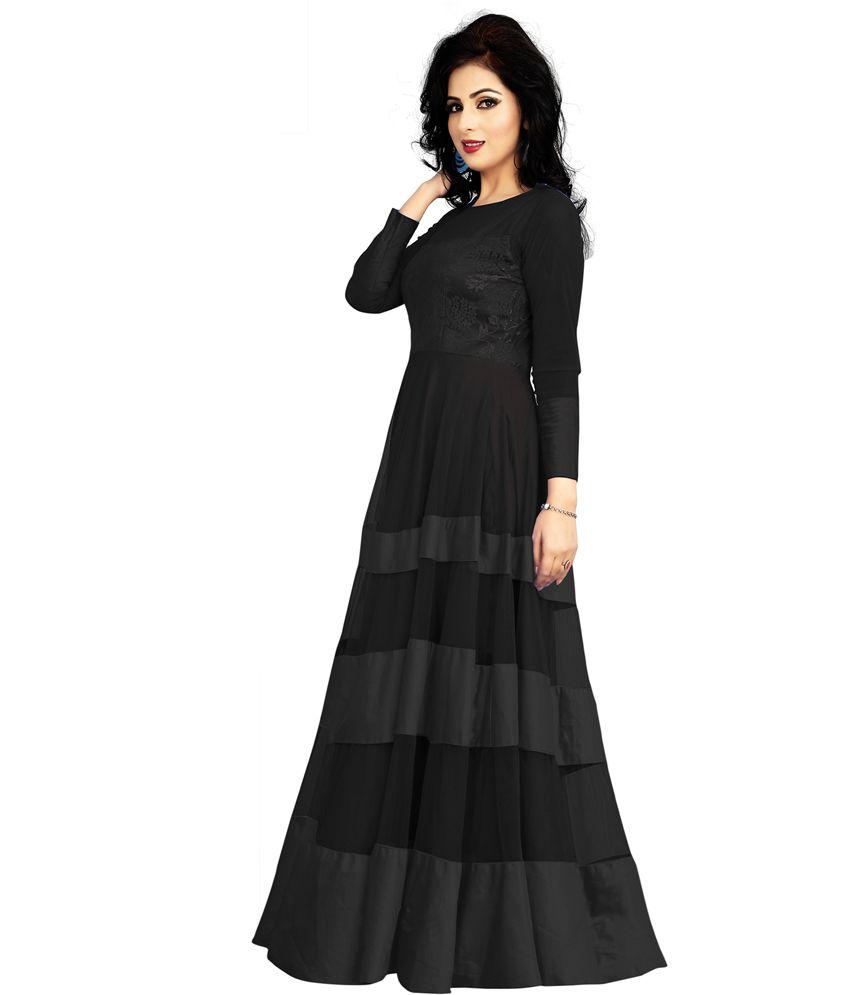 d0ad721d6b7 Mf Retail Black Silk Gowns Mf Retail Black Silk Gowns ...