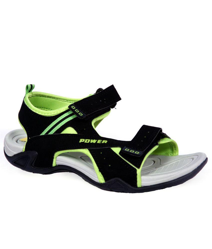Bata Green Floater Sandals Buy Bata Green Floater