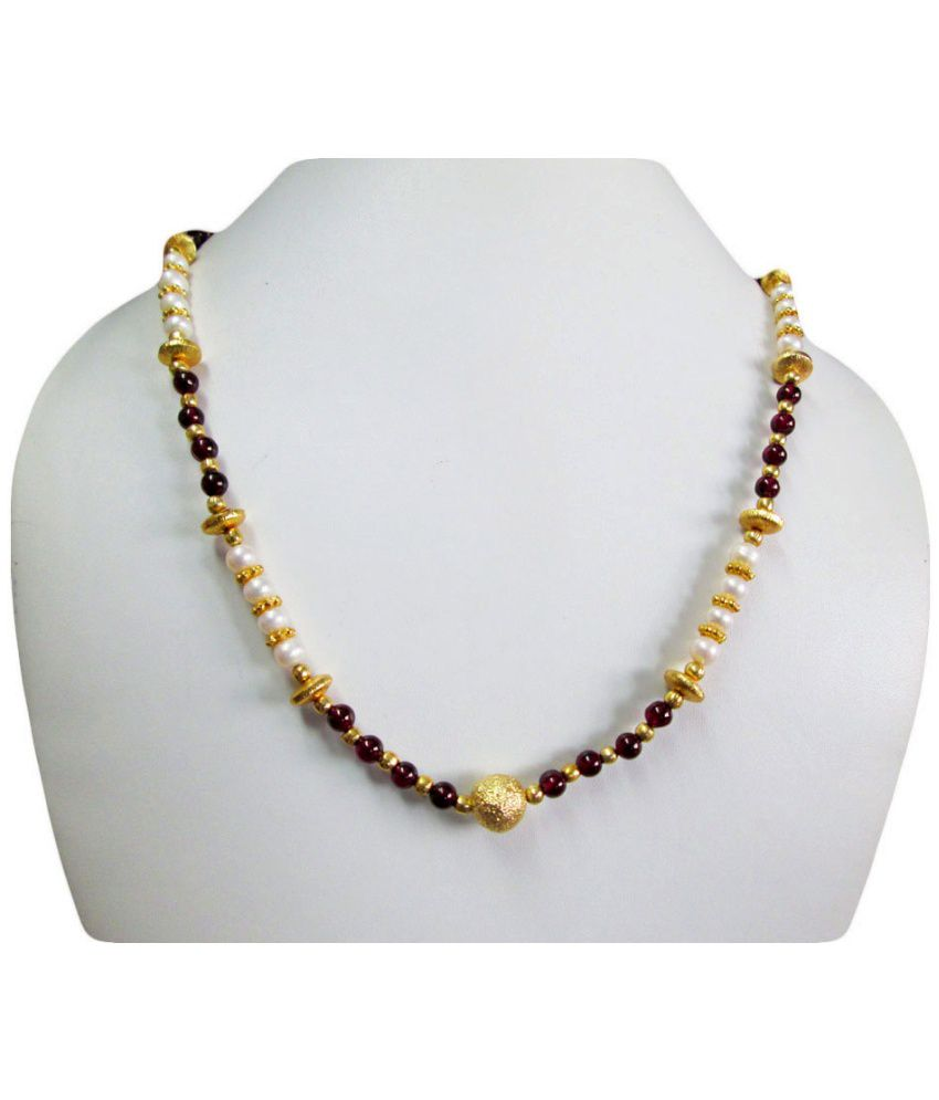 Anushruti Casual Hit Necklace