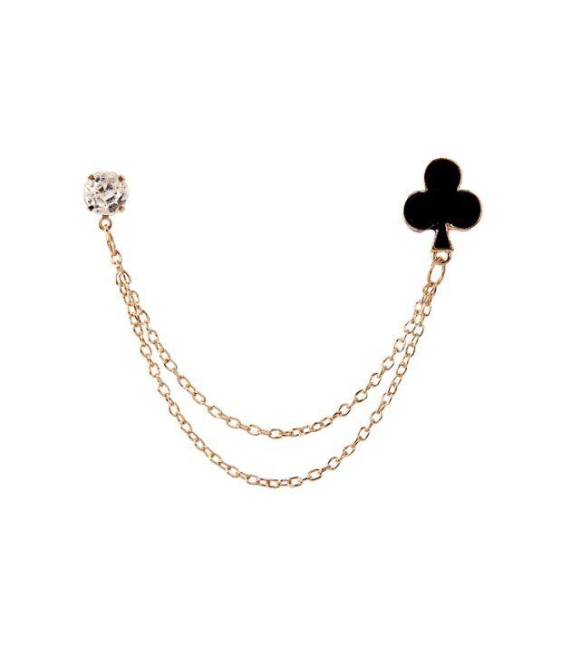 20Dresses The Black Magic Collar Pin For Women