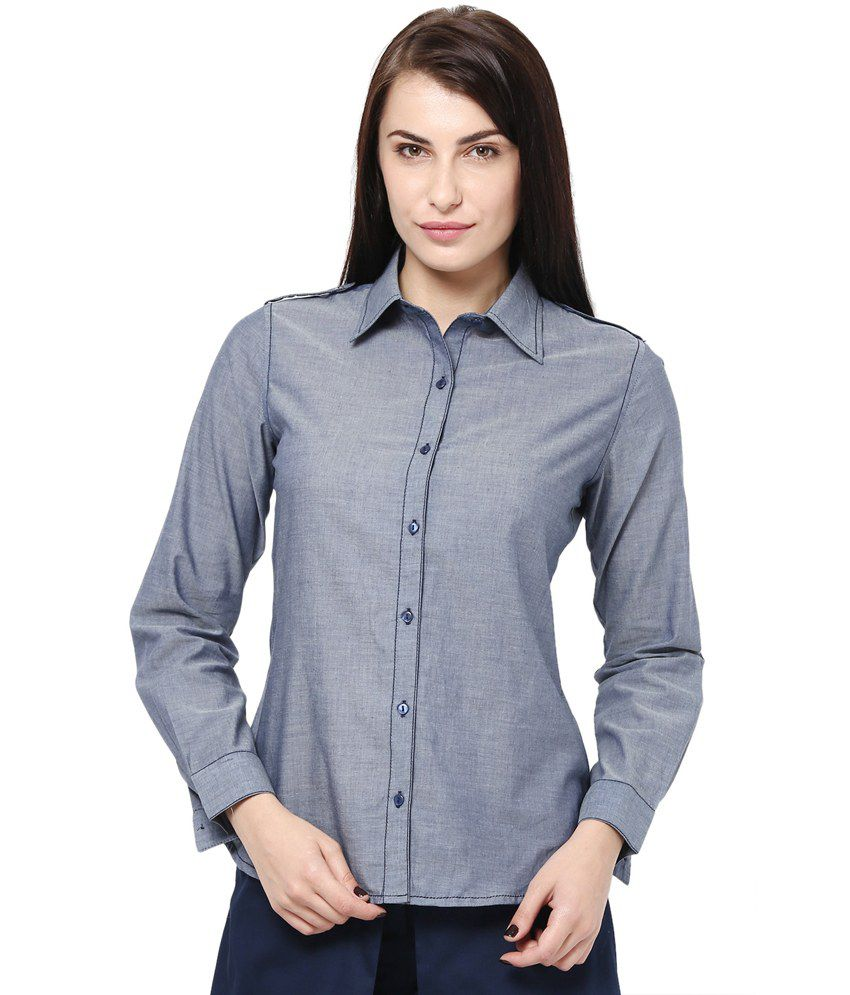 047e4a3e17f Buy Womens Formal Shirts Online India – EDGE Engineering and ...