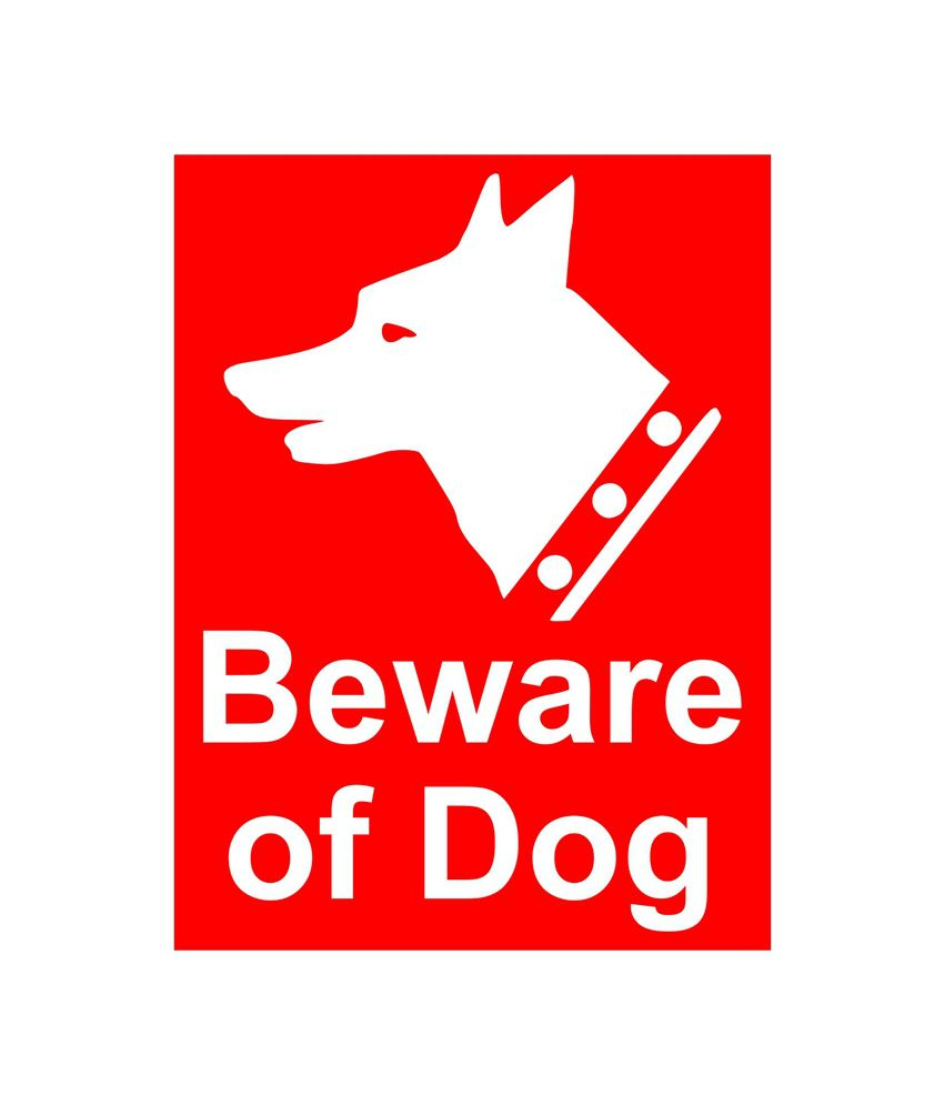 Where Can I Buy A Beware Of Dog Sign