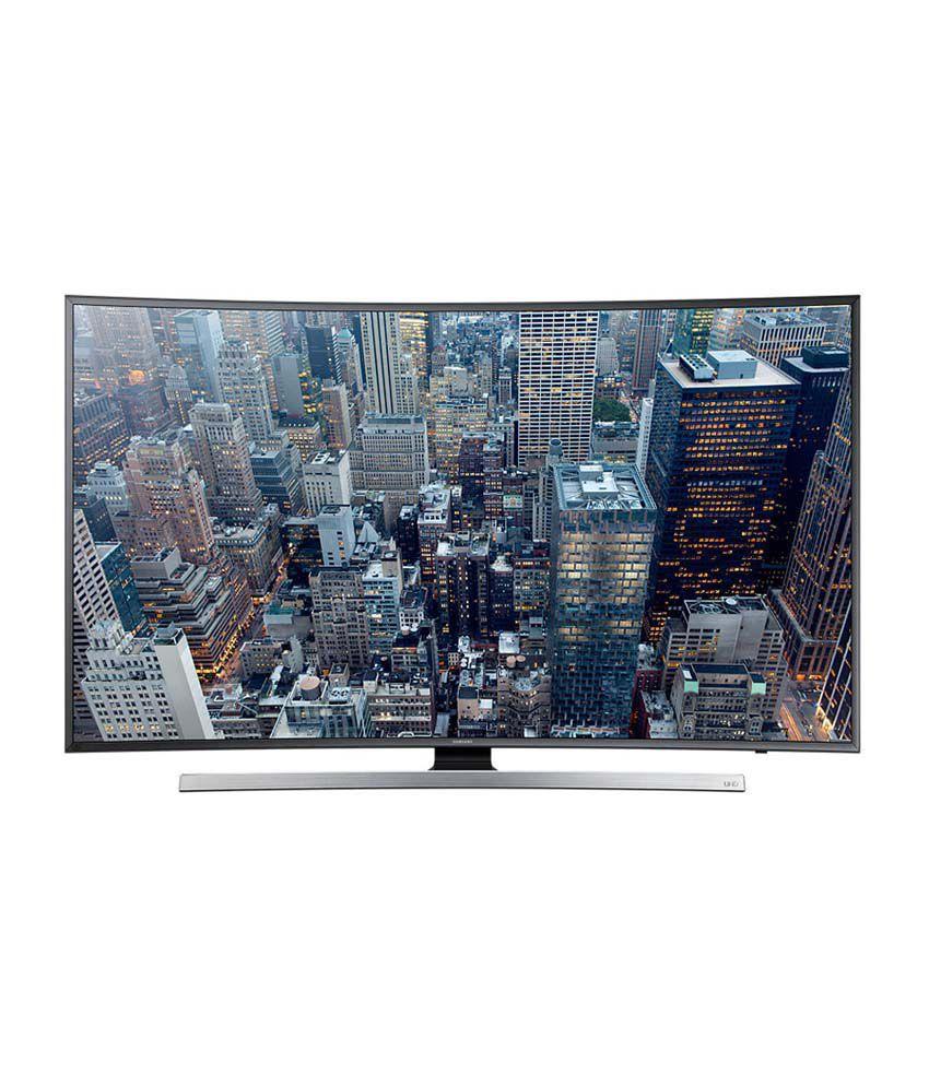 Samsung 55JU7500 139.7 cm (55) 4K (Ultra HD) Smart Curved LED Television