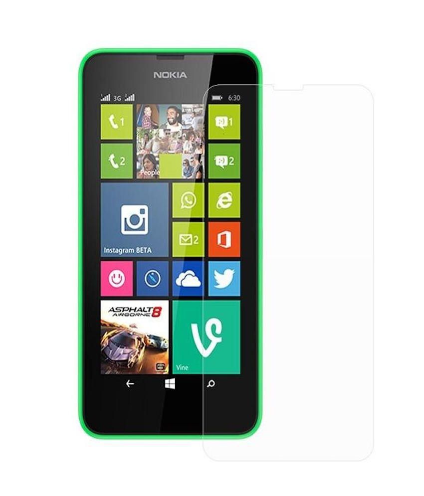 Rollers Tempered Glass For Nokia Lumia 630