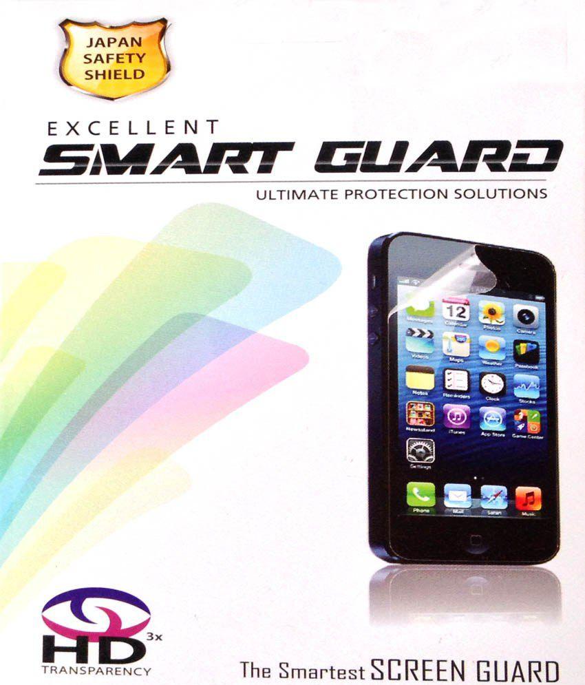 Smart Guard Screen Guard For Intex Aqua 3G Mini