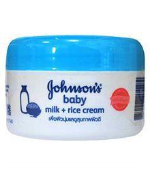 Johnsons Baby Milk And Rice Cream (100 G)