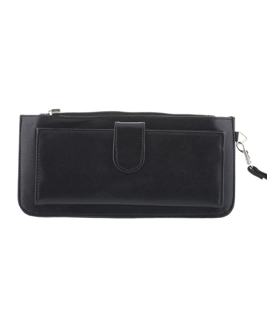Meridian Black Wallet