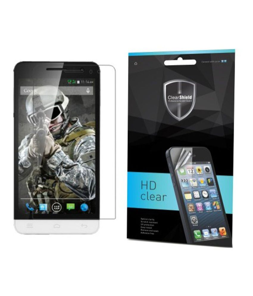 Xolo Play Clear Screen Guard by Clear Shield