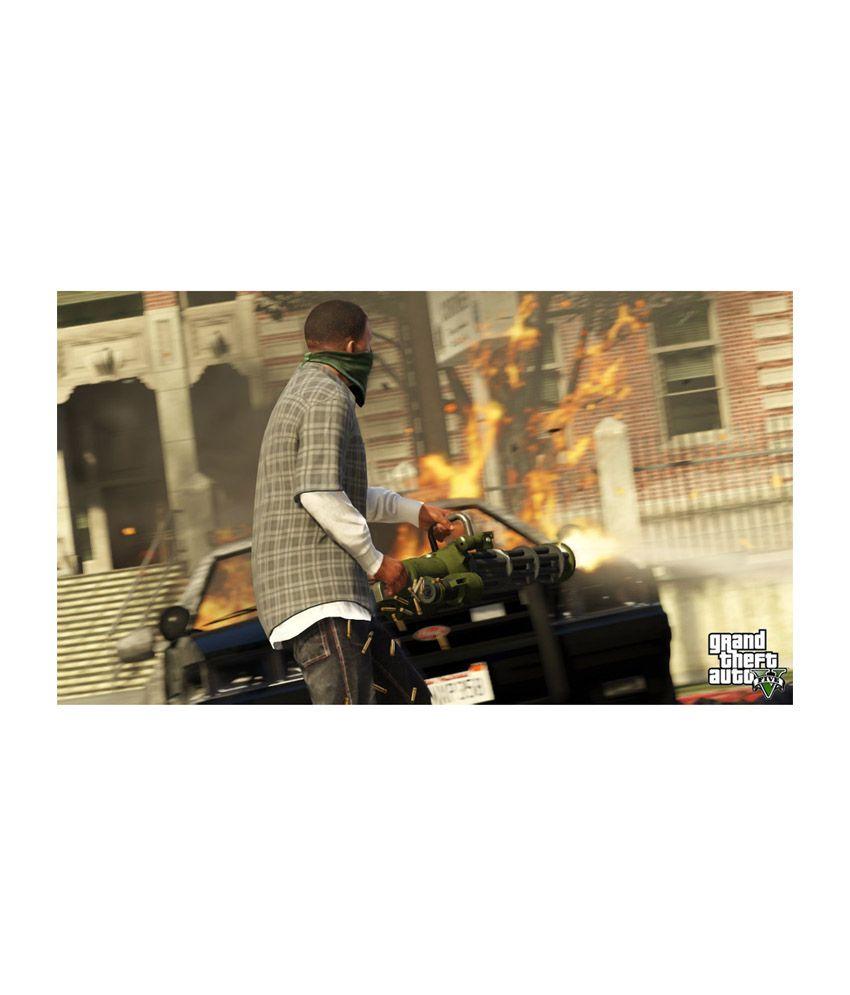 GTA V PC Buy GTA