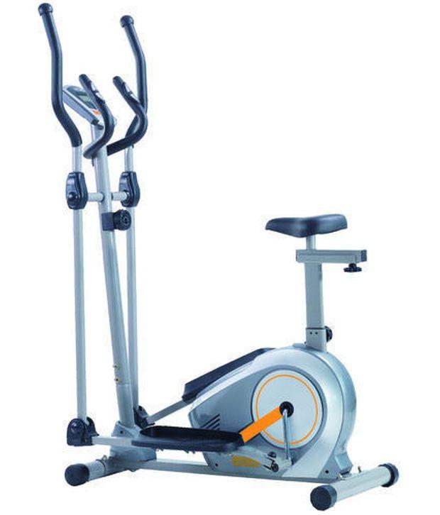 Elliptical Road Bike Cost: Healthline Magnetic Elliptical Bike: Buy Online At Best