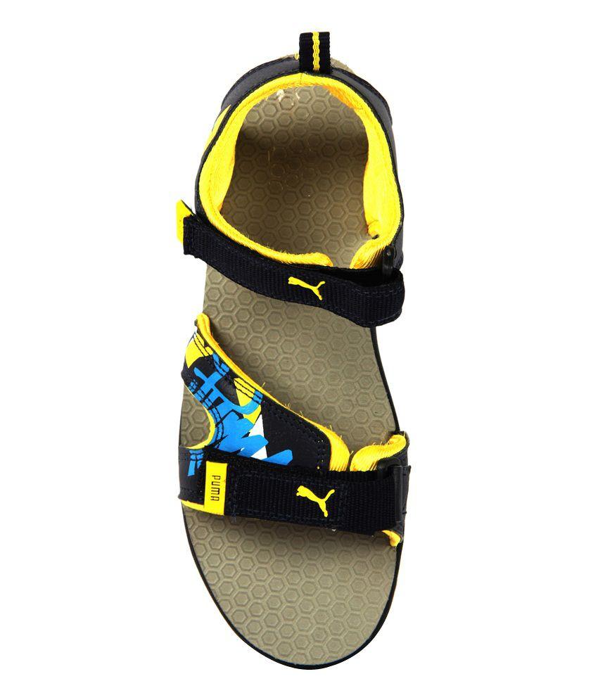 638187f0cfa puma yellow sandals on sale   OFF32% Discounts