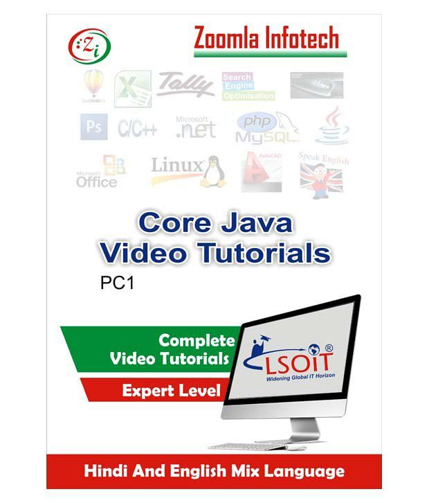 Java Programming - Step by Step Video Tutorial for Beginners by Patrick Washington
