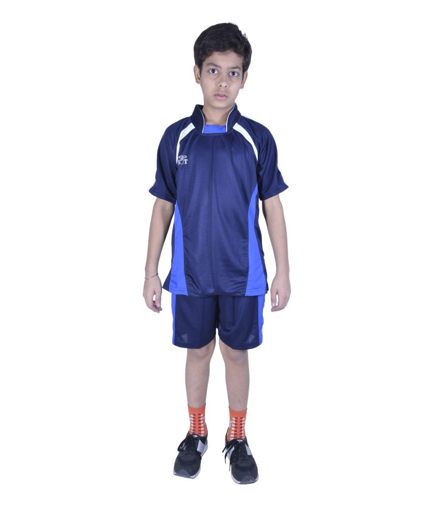 Sst Navy Football Active Wear