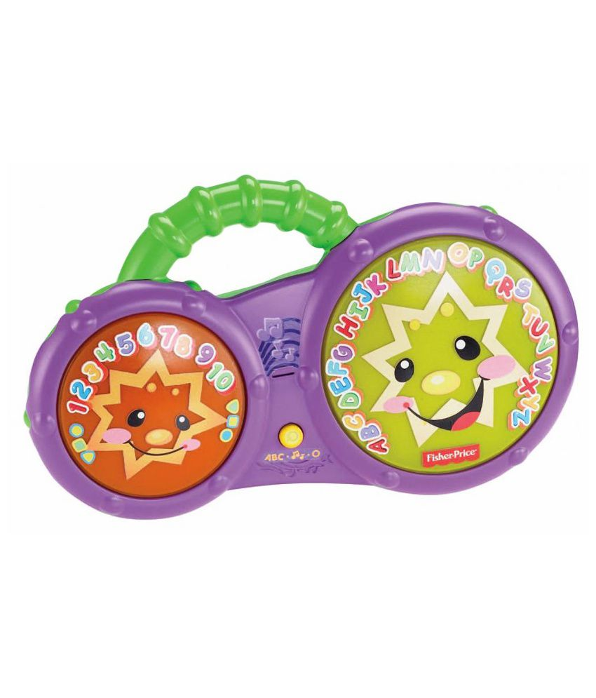 Fisher Price Laugh And Learn Bathtime Bongos
