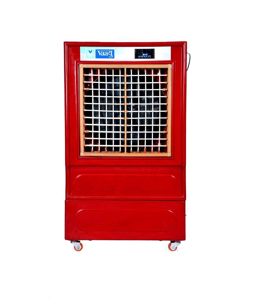 Vaayu Fibre Reinforced Plastic Air Cooler Red