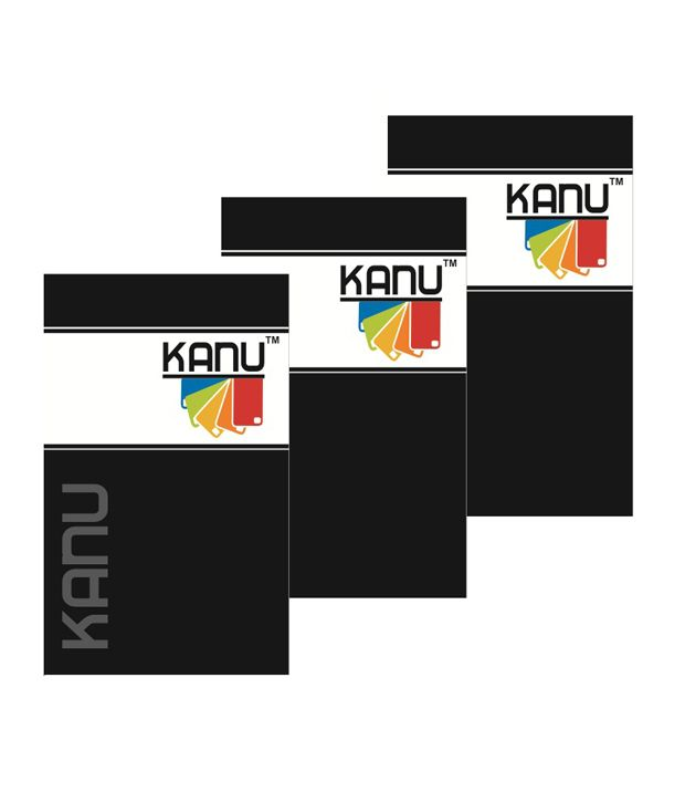 Kanu Pack Of 3 Matte Screen Guard For Xolo Lt900