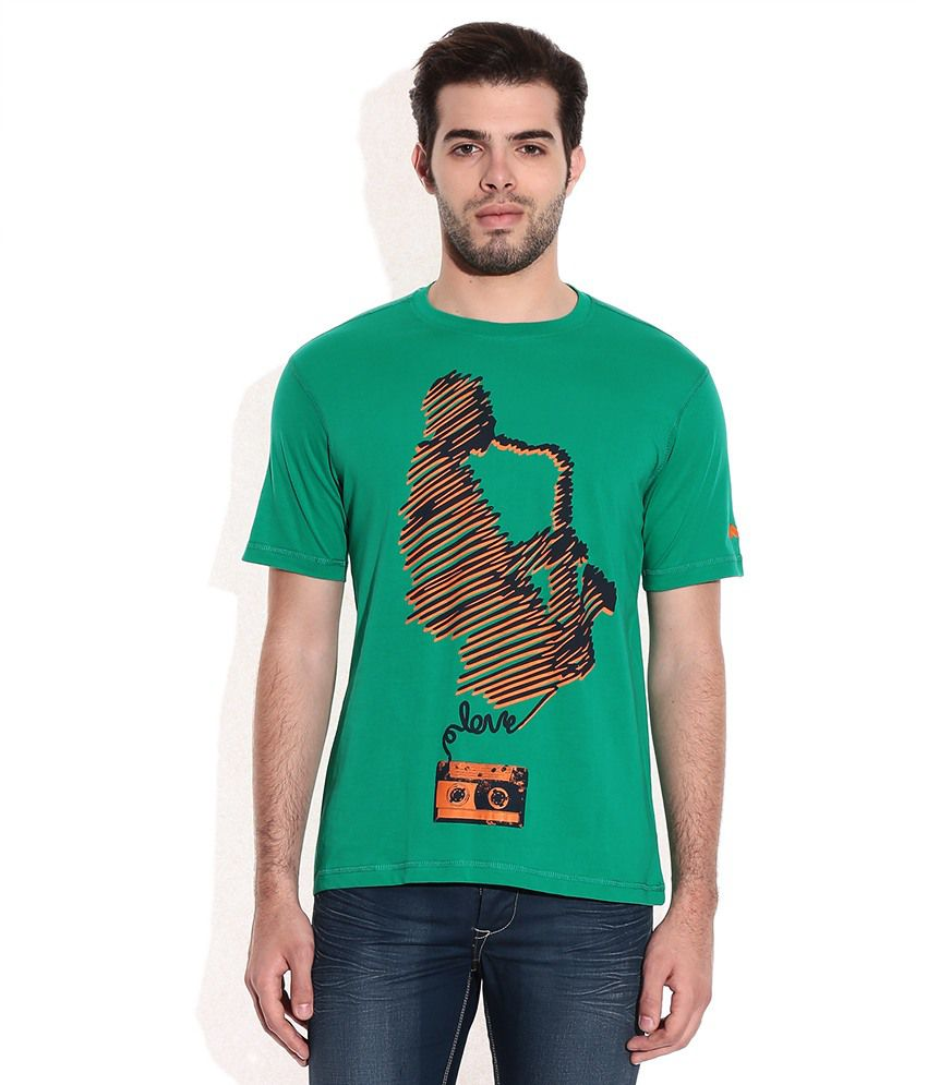 Spunk Green T-Shirt