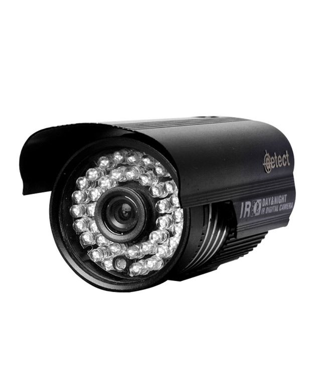 Detect 800TVL 3.6mm Lens 36Led Bullet CCTV Camera