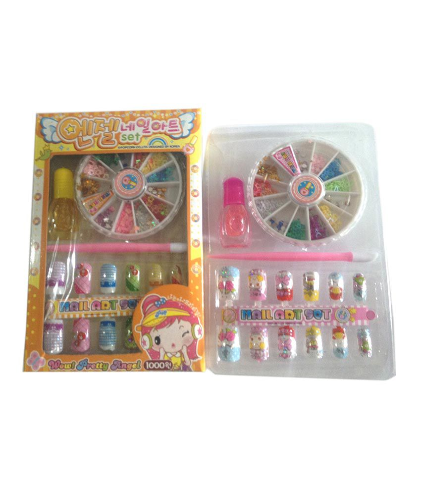 Imported Nail Art Kit: Buy Imported Nail Art Kit at Best Prices in ...