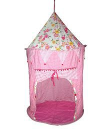 Creative Textiles Round Shape Play Tent