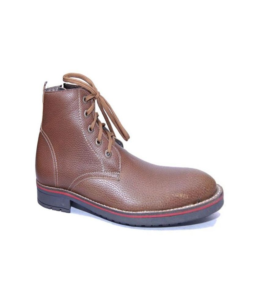 Merashoe Tan Boots