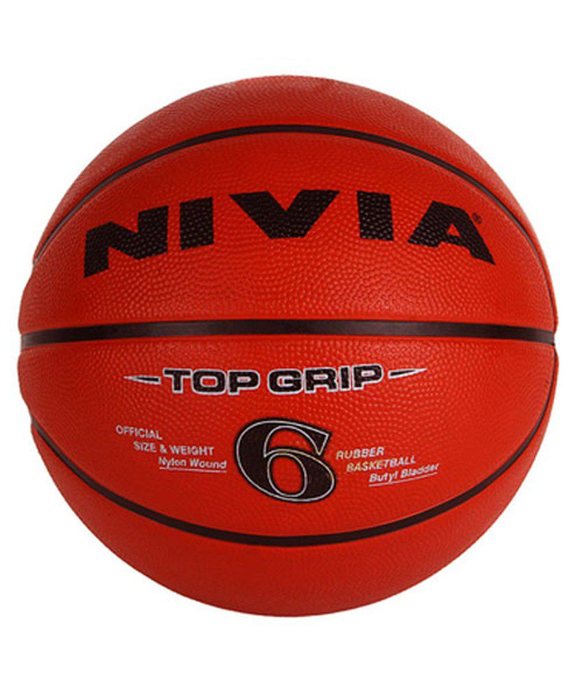 Nivia Top Grip Bb-199 Basketball / Ball
