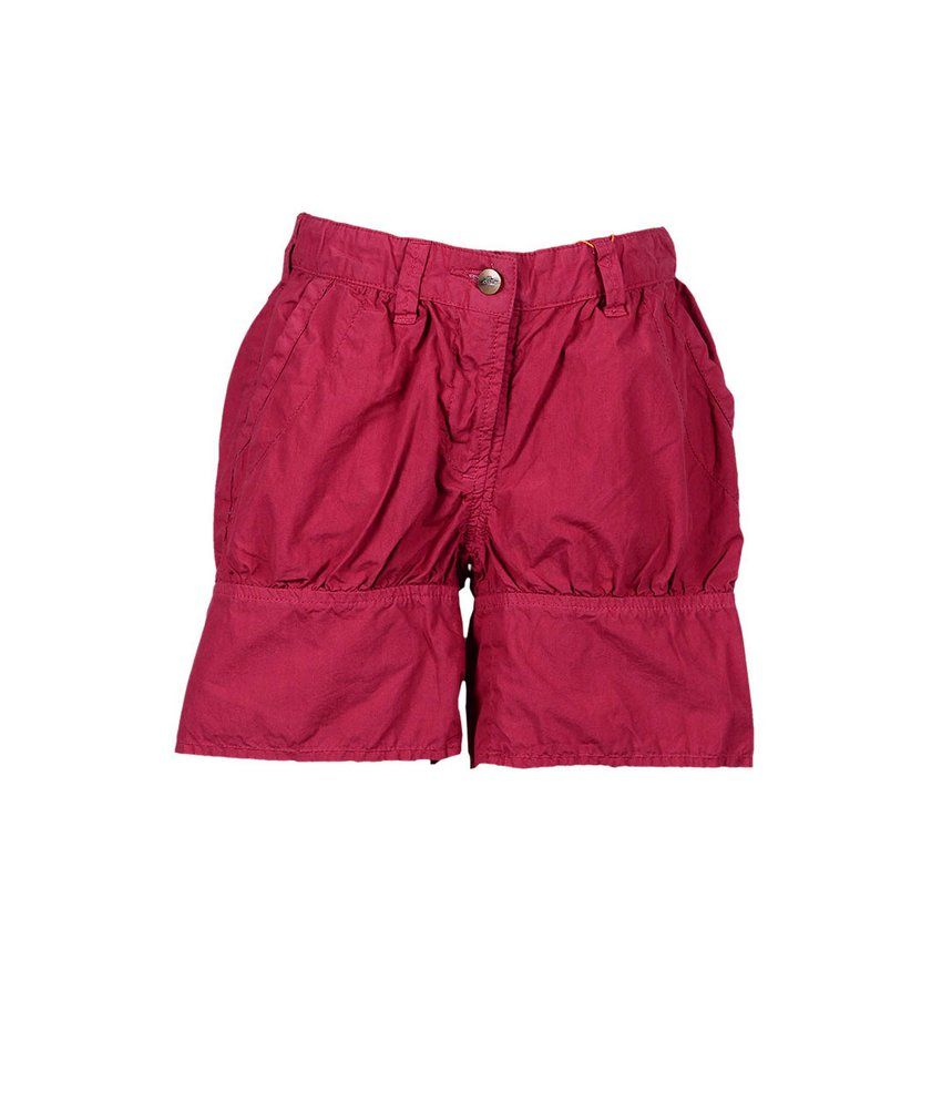 Ello Dk Red Shorts For Kids