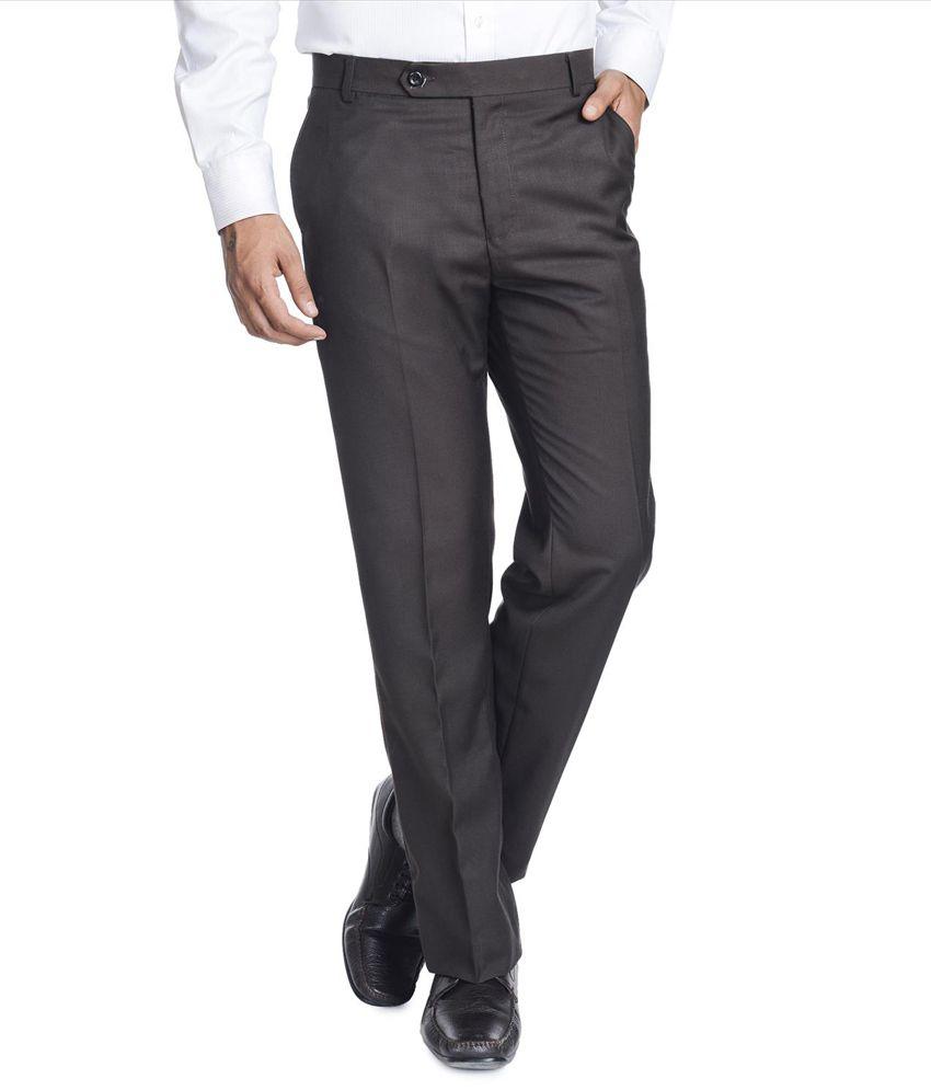 Adam In Style Zoom Formal Men's Trouser