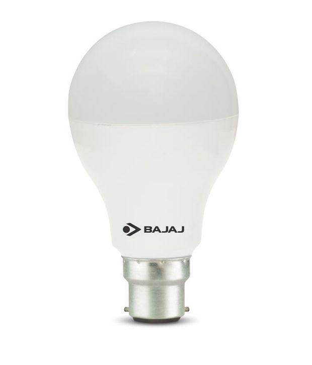 7W Pack of 2 LED Bulb