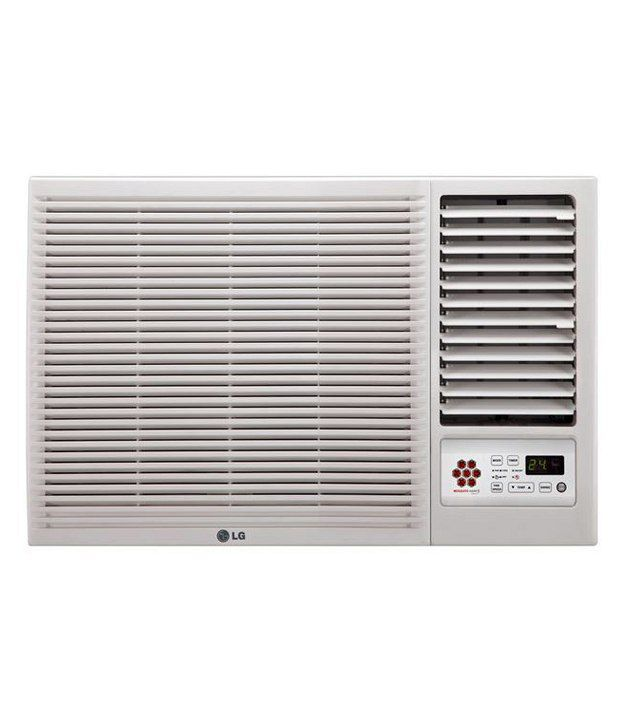 LG L-Crescent Terminator LWA5CT5A 1.5 Ton 5 Star Window Air Conditioner
