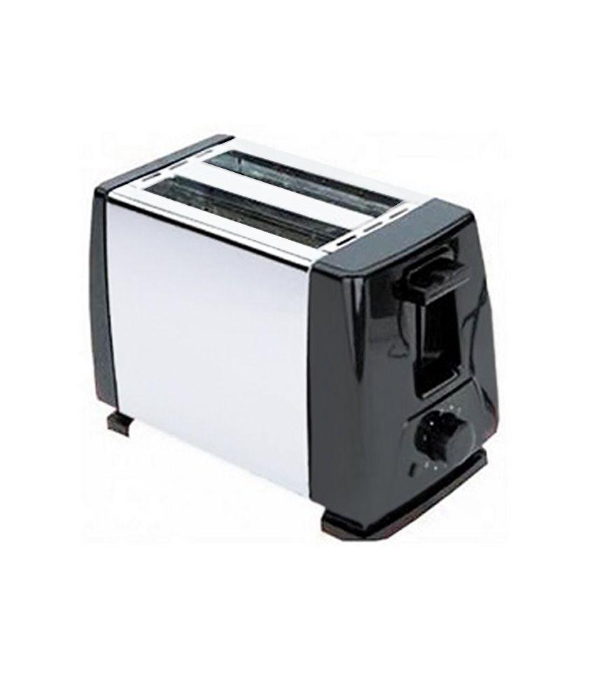 Skyline SS Body 2 Slice Pop Up Toaster