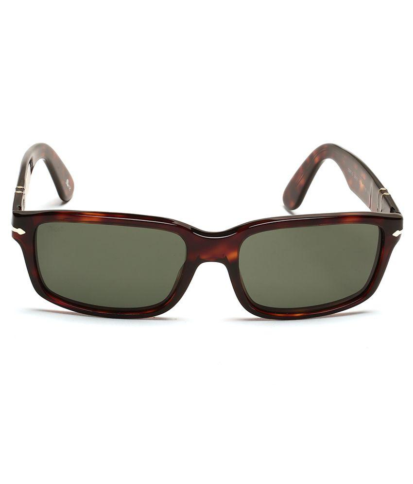 e1bb5f48ef Persol 3067-S 24 31 57-18-145 Rectangle Unisex Sunglasses - Buy ...