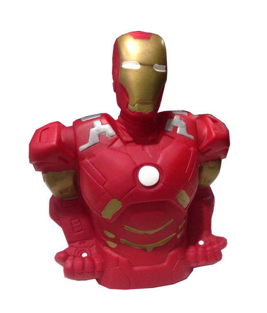 Aarna Iron Man Coinbank