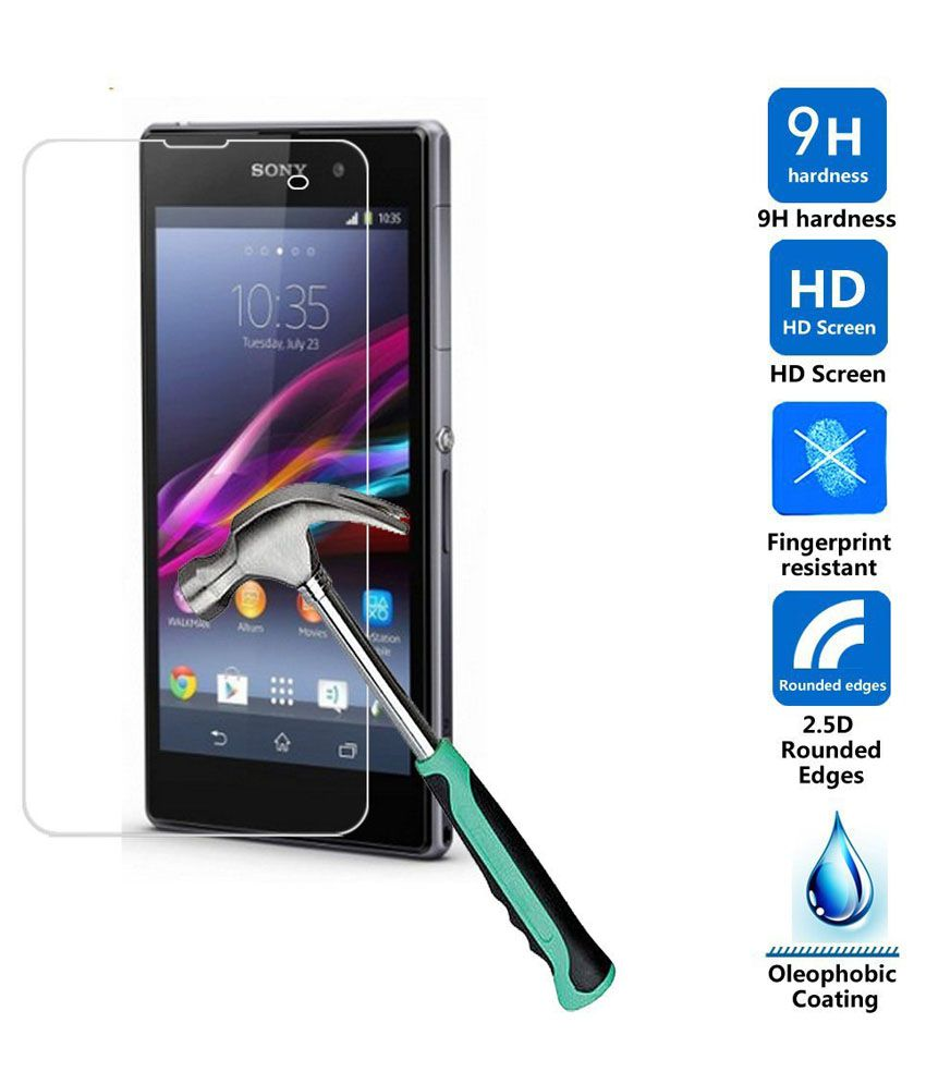 F-Eye High Quality Tempered Glass For Sony Xperia S/lt26i