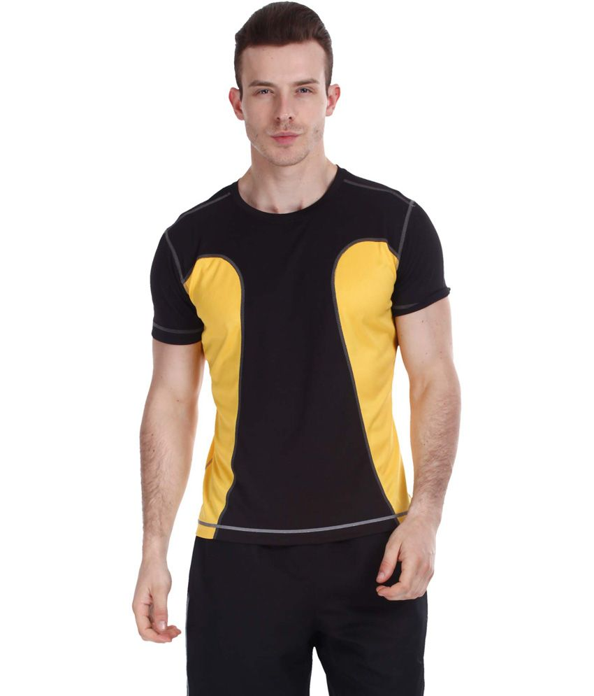Zobello Dri-Best Shaped Side Panel Contoured Crew Tee
