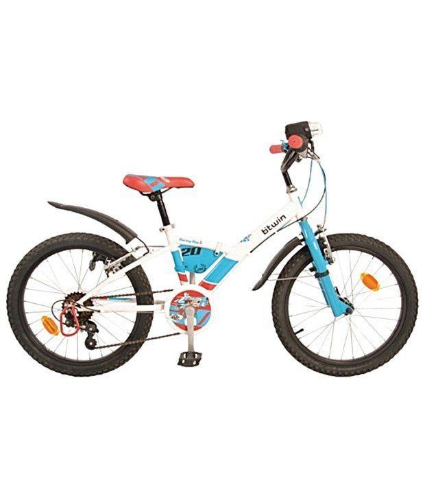 Btwin 20 Racing Boy 5 Junior Bicycle: Buy Online at Best ...