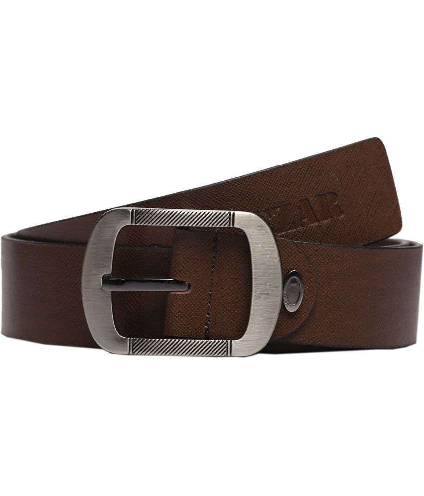 Magson Czar Brown Pure Leather