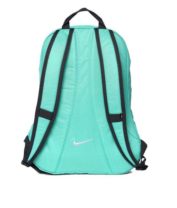 Nike Hayward 25 M Backpack Blue and Green Backpack - Buy Nike ...