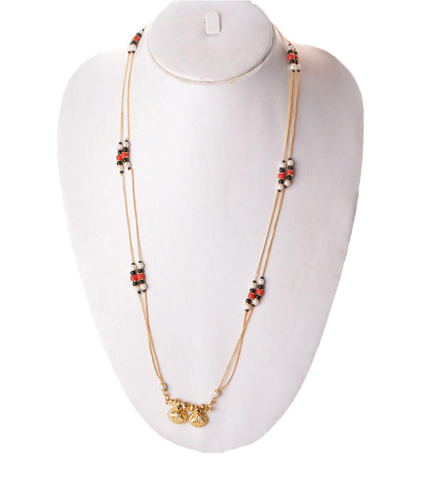69434fbf5b3ad Wati Gold Mangalsutra Online Jewellery Shopping India 3218116 ...