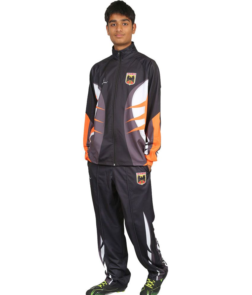Triumph Multicolour Regular Fit Tracksuit