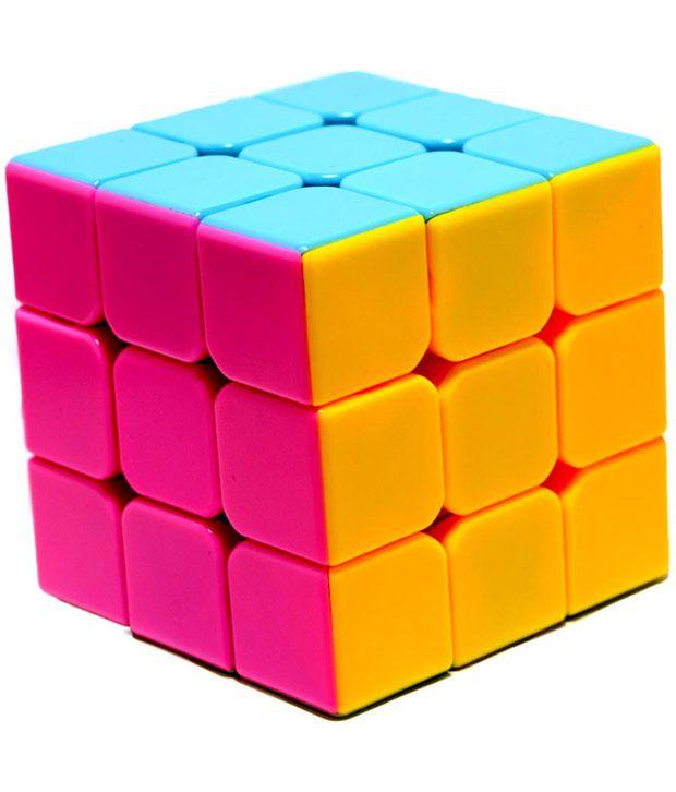 Sunny Original Super Sticker less Cube