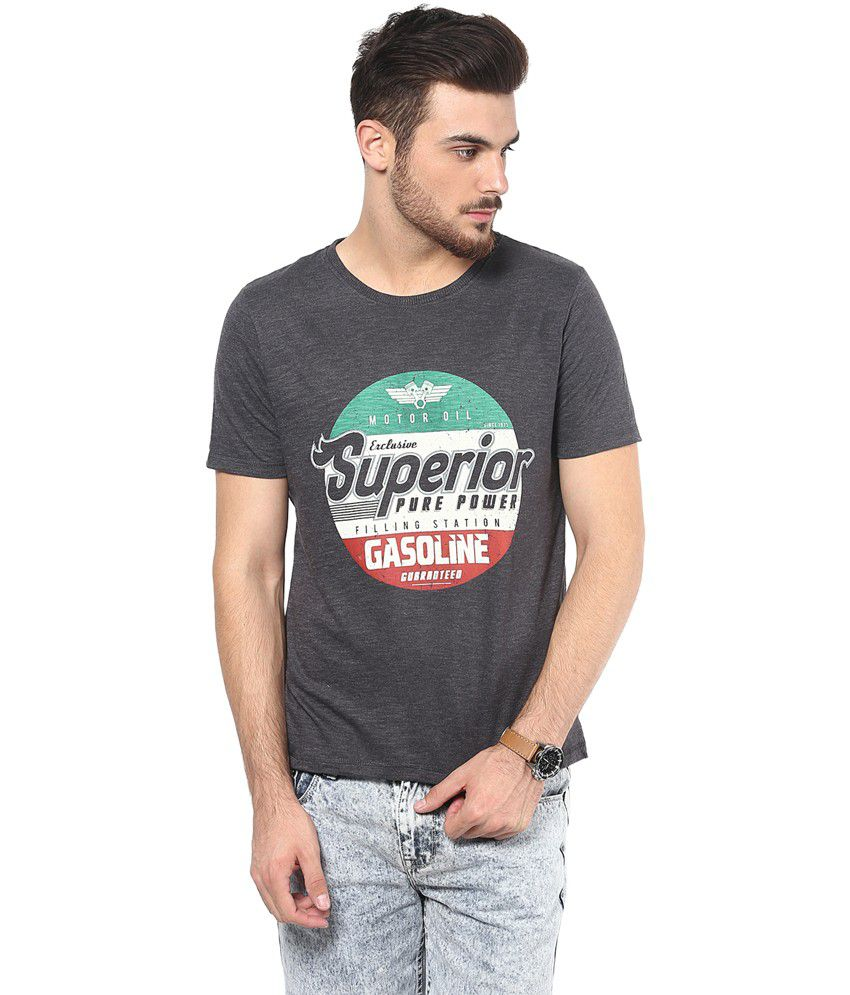 Henry And Smith Superior Printed T-shirt