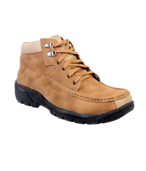 Versoba Brown Boots