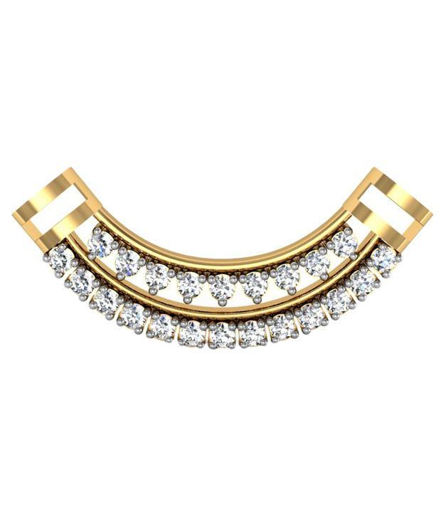 Avsar 18kt Real Gold & Diamond Mangalsutra