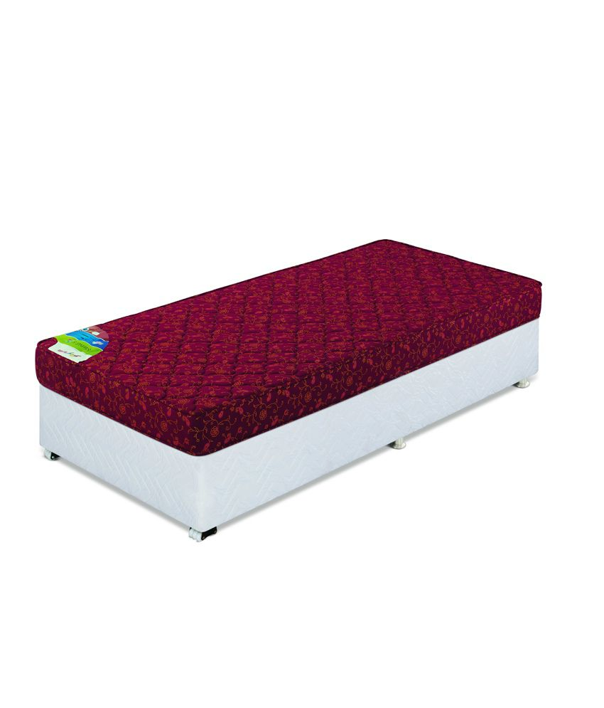 godrej interio king size swing foam mattress 78x72x5 inches buy