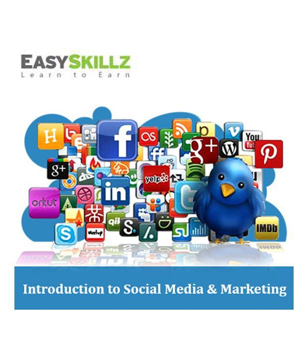 Introduction to Social Media Marketing (Certified Online Course) By Easyskillz