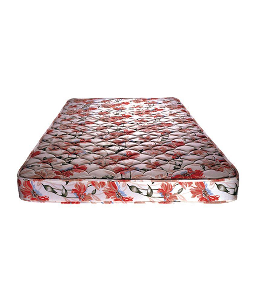 kurlon double size super deluxe coir mattress 72x48x4 inches buy