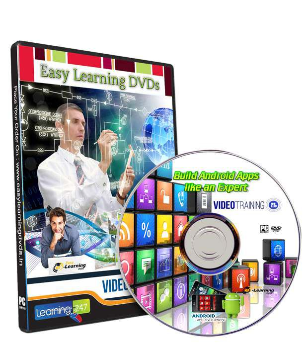 Build Android Apps Like an Expert Video Training DVD