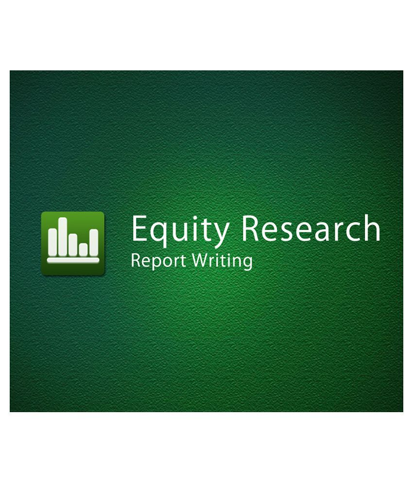Buy equity research report